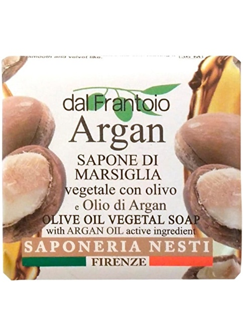 Nestidante Argan  Sapone Di Marsiglia S Renksiz